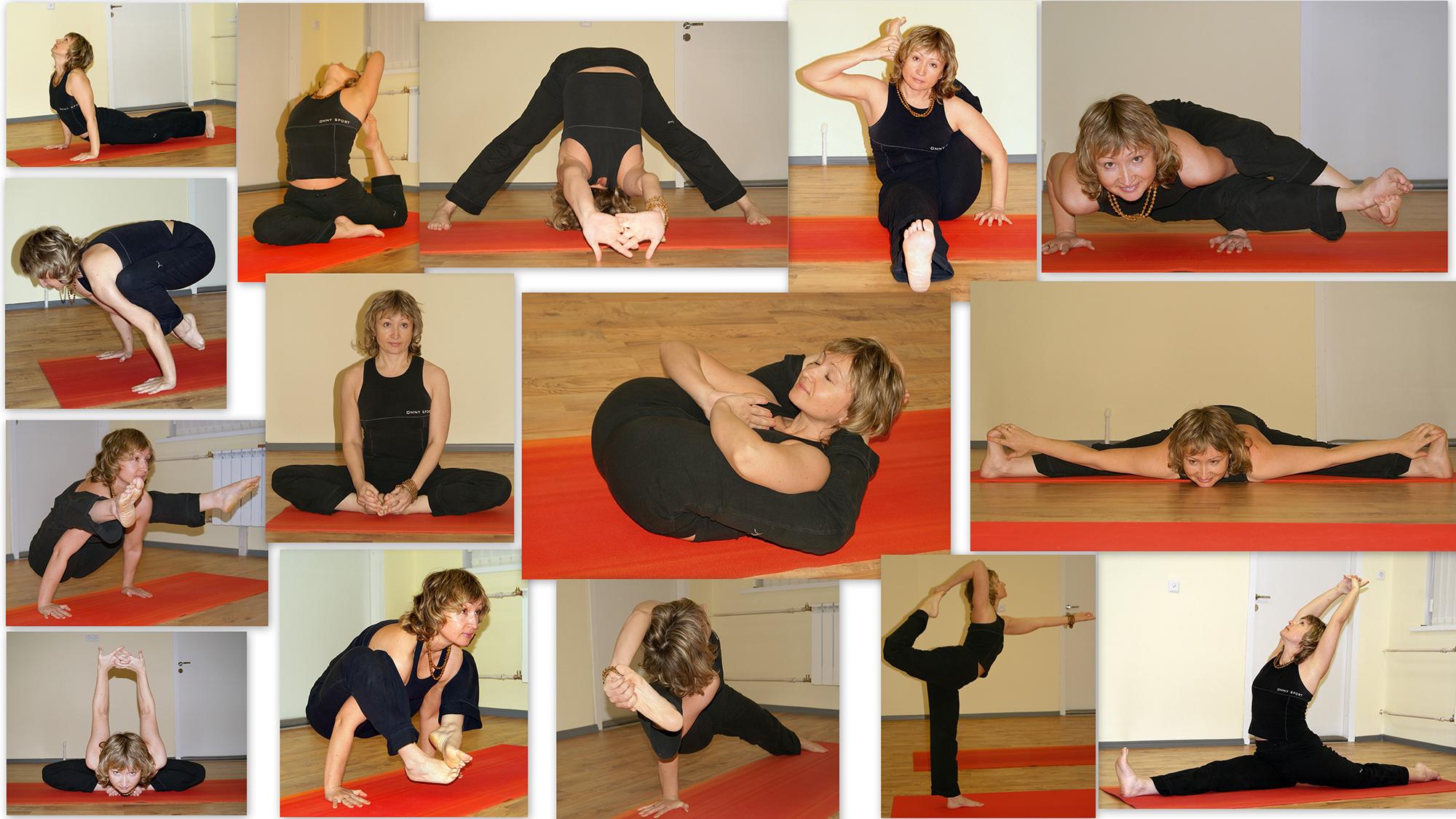 Гимнастика для начинающих в домашних условиях фото пошагово